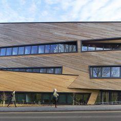 Gallery of Ogden Centre / Studio Libeskind - 2