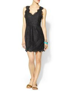 Joie Rori Lace Dress | Piperlime
