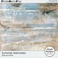 Summer Memories - sea accents