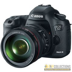 Buy Canon EOS 5D Mark III DSLR Camera with 24-105mm Lens At Best Price Features >> 22.3 MP Full-Frame CMOS Sensor, Full HD 1080p Video Recording at 30 fps Cash on Delivery In All Over Pakistan, Hassle FREE To Returns Contact # (+92) 03-111-111-269 (BnW) #BnWCollections #Canon #EOS #5D #Mark_III #DSLR #Camera #Lens