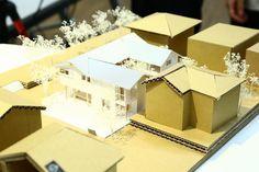 受賞作品 - 木の家設計グランプリ Co Housing, Presentation Skills, Container, Concept, Plates, Models, Japanese Architecture, Licence Plates, Templates