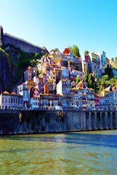 Rio Duoro in Porto, Portugal.