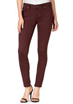 Miss Me Color Denim Mid Rise Skinny Jean