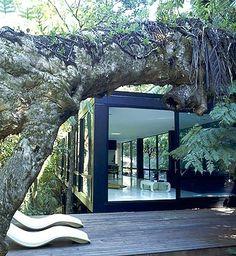 My kind of tree house!