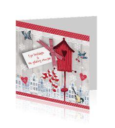 Cartita Design - Persoonlijke Kerstkaarten bestel je eenvoudig en snel op www.mycards.nl Merry christmas!