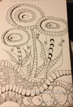 Zentangle garden mod