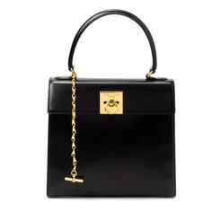 bfc62b6fa95  Celine black leather  handbag. Available at lxrco.com for  279 Cocktail  Night