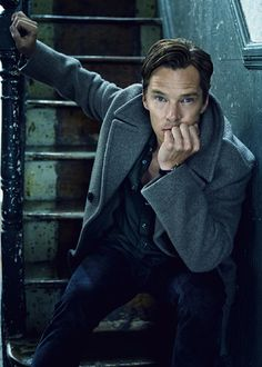 ELLE: Benedict Cumberbatch's full December cover interview