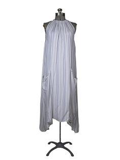 Ulla Johnson - Biarritz Chain Stripe Dress