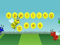 Spelling Bees - can you spell words quickly? You'll need headphones for this game.