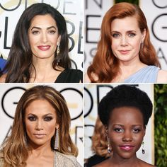 Golden Globes 2015: Try on the Best Hairstyles  #InStyle
