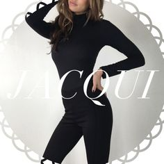 • Reserved • for Jacqui • Black Trouser Leggings (L) Other