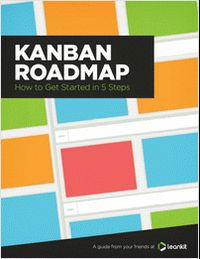 The Kanban Roadmap Change Management, Project Management, Process Chart, Enterprise Architecture, Lean Six Sigma, Portfolio Management, Planning And Organizing, Online Coaching, Software Development
