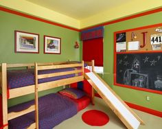 Paint Ideas For Boys Bedrooms Design, Pictures, Remodel, Decor and Ideas - page 16