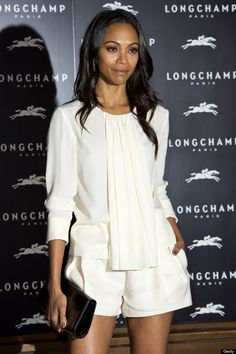 Zoe Saldana & Marco Perego tied the knot with the soccer player-turned-artist in a secret wedding ceremony in London in June. Description from pinterest.com. I searched for this on bing.com/images