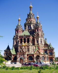 Cathedral of St Pater and St Paul, St Petersburg, Russia
