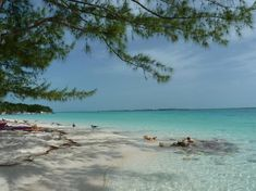 Stocking Island - Great Exuma, Bahamas