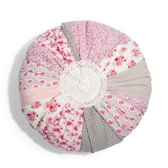 Coussin rond Shabby - MdM