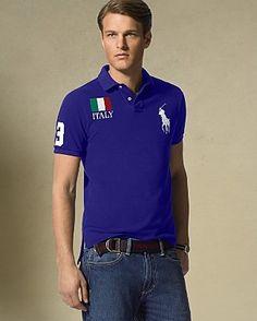 Men Polo Ralph Lauren Big Country Italy Mesh---Homme Polo Ralph Lauren Big Country Italy Mesh