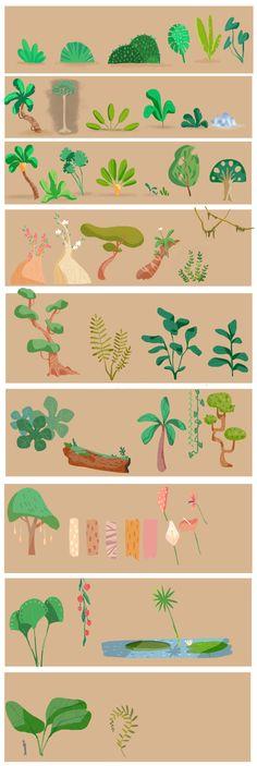 Braderie sur les plantes aujourd'hui