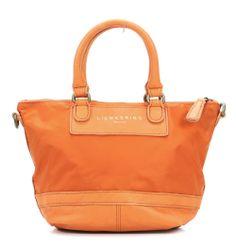 Nylon ArielleC Handtasche orange 32 cm