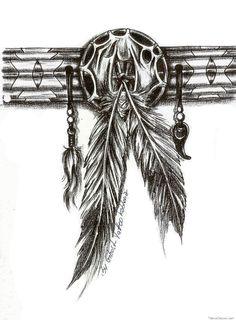 Cherokee Indian Tribal Tattoos | ... American Tattoo Pattern ...