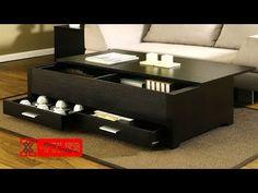 furniture lipat multifungsi untuk rumah kecil - YouTube