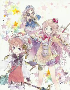 Atelier Meruru: The Apprentice of Arland (Limited Edition) Box Back