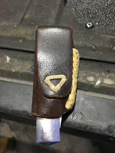 Buck 110, Leather Crafting, Knife Sheath, Leather Working, Personalized Items, Knives, Cases, Leather
