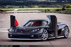 Koenigsegg CCX, via Flickr.