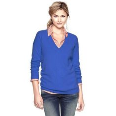Gap Slouchy Cashmere sweater.