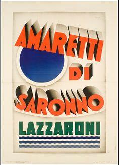 Amaretti di Saronno Autore Marchesi