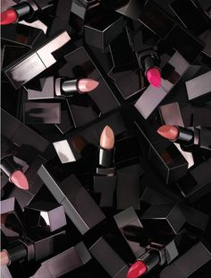 So many lipsticks, so little time...