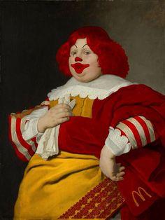 McDonald's Old Master