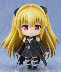 To LOVEru - Konjiki no Yami - Nendoroid - 191 (Good Smile Company)