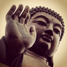 Abhaya in Sanskrit means fearlessness, and the abhaya mudra symbolizes protection, peace, and the dispelling of fear. The gesture is made with the right hand raised to shoulder height, arm bent, and palm facing outward. According to Buddhist tradition, the historical Buddha made this gesture immediately after gaining enlightenment. #buddha #mudra #buddhism #abhaya #nofear #ancientwisdom #ancientsymbols #ancientcultures #enlightenment #fearlessness