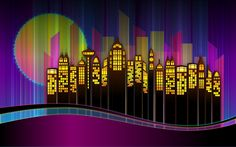 Cityscape - Free vector graphics on Pixabay