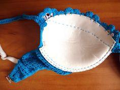 Como Hacer Biquini a Crochet Paso a Paso | Patrones Crochet, Manualidades y Reciclado