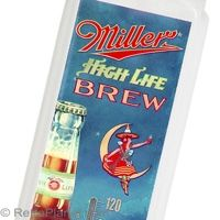 #Miller High Life Beer Thermometer #retro  http://www.retroplanet.com/PROD/22923