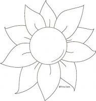 Finding Fall 6 Country Line Art Pattern – Merietta Johnson Finding Fall 6 Country Line Art Pattern Finding Fall 6 Country Line Art Pattern Applique Patterns, Applique Quilts, Flower Patterns, Quilt Patterns, Sunflower Pattern, Sunflower Template, Stencil Templates, Stencils, Pattern Coloring Pages