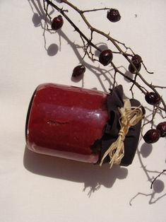 Chutney rabarbar-cebula-jablka