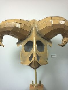 """""""Manta Contemporary at 51 King William is another new gallery slightly off the beaten James North track.  I loved the playful exhibit From Cardboard that they had in perfect time for Halloween."""""""