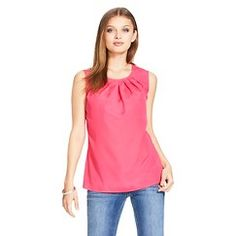 Women's Crepe Shell Merona® So Pink S. Get thrilling discounts up to 50% Off at Target with Coupons and Promo Codes.