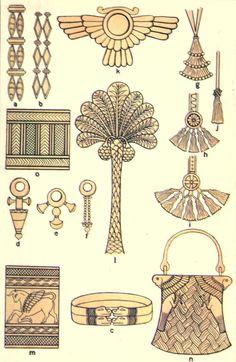 asirski nakit