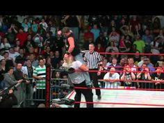TNA Impact 3/10/11 Part 8/11 AJ Styles vs Matt Hardy & Ric Flair Street ...