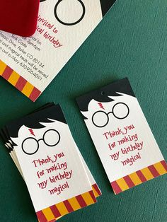 HP tags Harry Potter Fiesta, Cumpleaños Harry Potter, Always Harry Potter, Harry Potter Birthday, Diy Harry Potter Party Decorations, Kids Party Themes, Party Ideas, Harry Potter Classroom, Anniversaire Harry Potter