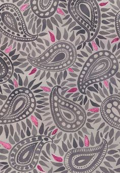 Longstaff Longstaff creates modern british style using bespoke original prints on silk shirts, blouses, dresses and camisoles. British Style, Great Britain, Original Artwork, Print Design, Paisley, Leaves, Hand Painted, Modern, How To Make