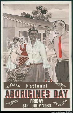 How is this not a national holiday? We need a Celebrating our First Australians Day!