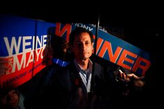Anthony Weiner, Who Always Had Something to Say, Goes Silent - The New York Times
