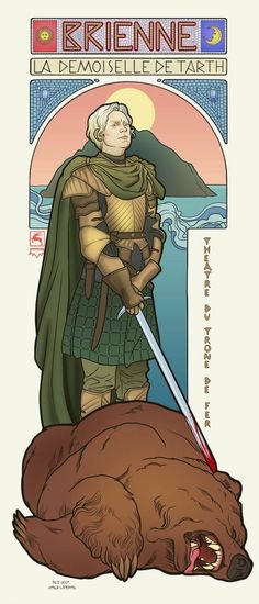 game-of-thrones-art-nouveau-1